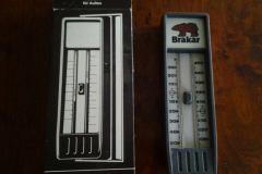 Brakar termometer