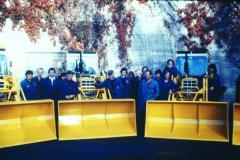 IH 574 i gul lakk