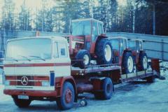 Lastebilen på Moelv