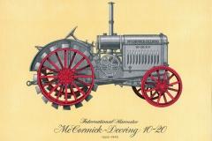 IH: McCormick-Deering 10-20