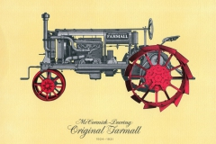 McCormick-Deering: Original Farmall