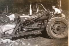 1951 Farmall M