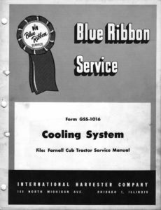 IH-Blue-Ribbon-Service-GSS-1016-Cooling-System